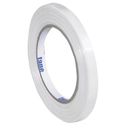 "3/8"" x 60 yds. (12 Pack) Tape Logic® 1400 Strapping Tape"