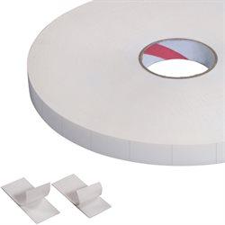 """1 x 3"""" Tape Logic® 1/16"""" Double Sided Foam Strips"""