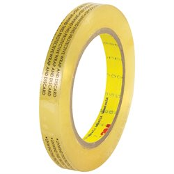 "1/2"" x 72 yds. (6 Pack) 3M 665 Double Sided Film Tape"