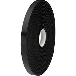 """1/2"""" x 36 yds. (1/16"""" Black) Tape Logic® Double Sided Foam Tape"""