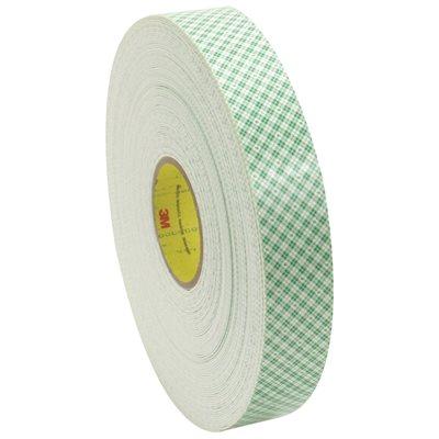 """3/4"""" x 5 yds. 3M 4016 Double Sided Foam Tape"""