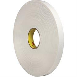 """1"""" x 72 yds. 3M 4462 Double Sided Foam Tape"""