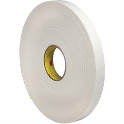 "1"" x 36 yds. (1 Pack) 3M 4466 Double Sided Foam Tape"