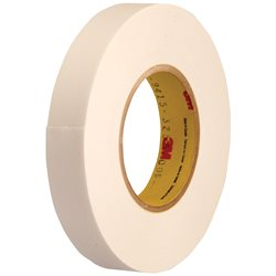 "1"" x 72 yds. (2 Pack) 3M 9415PC Removable Double Sided Film Tape"