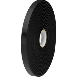 "1"" x 36 yds. (1/16"" Black) Tape Logic® Double Sided Foam Tape"