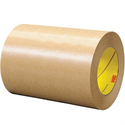 "6"" x 60 yds. (1 Pack) 3M 465 Adhesive Transfer Tape Hand Rolls"