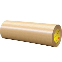 """12"""" x 60 yds. (1 Pack) 3M 465 Adhesive Transfer Tape Hand Rolls"""