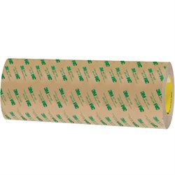 "12"" x 60 yds. 3M 467MP Adhesive Transfer Tape Hand Rolls"