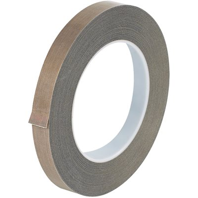 "1/2"" x 36 yds. 3 Mil - PTFE Glass Cloth Tape"