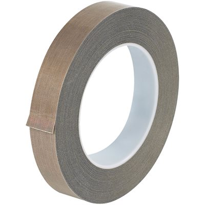 "3/4"" x 36 yds. 10 Mil - PTFE Glass Cloth Tape"