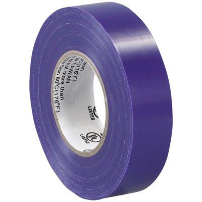 "3/4"" x 20 yds. Purple Electrical Tape"