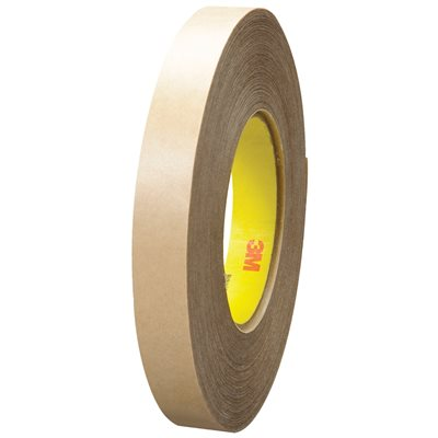 """3/4"""" x 60 yds. (6 Pack) 3M 9485PC Adhesive Transfer Tape Hand Rolls"""