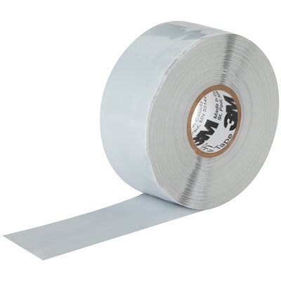 """1"""" x 30' Blue-Gray 3M 70 Electrical Tape"""
