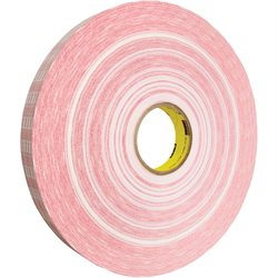 """1"""" x 1000 yds. (1 Pack) 3M 920XL Adhesive Transfer Tape Hand Rolls"""