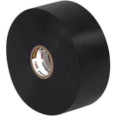 "2"" x 30' Black 3M 130C Electrical Tape"