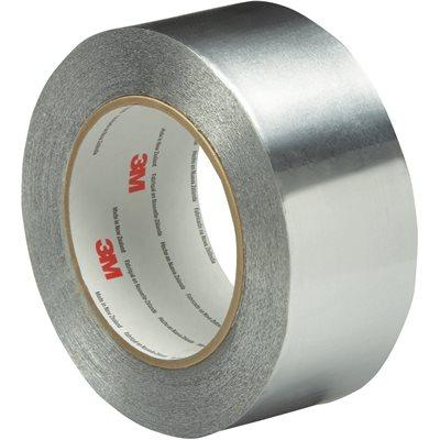 """2"""" x 60 yds. (1 Pack) 3M - 425 Aluminum Foil Tape"""