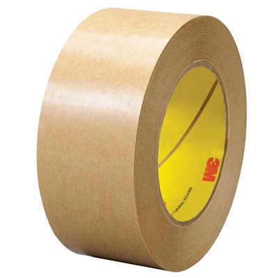 """2"""" x 60 yds. (6 Pack) 3M 465 Adhesive Transfer Tape Hand Rolls"""
