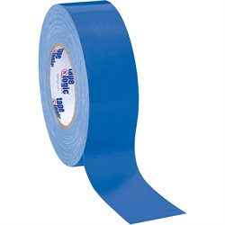 "2"" x 60 yds. Blue Tape Logic® 10 Mil Duct Tape"
