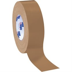 "2"" x 60 yds. Brown (3 Pack) Tape Logic® 10 Mil Duct Tape"