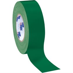 "2"" x 60 yds. Green (3 Pack) Tape Logic® 10 Mil Duct Tape"