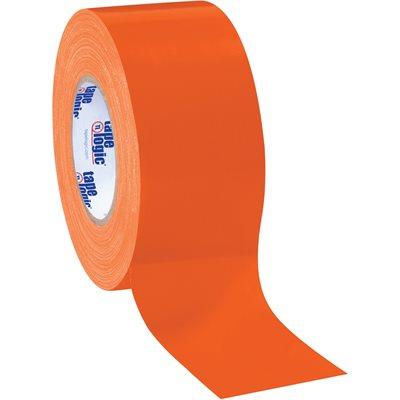 "3"" x 60 yds. Orange Tape Logic® 10 Mil Duct Tape"