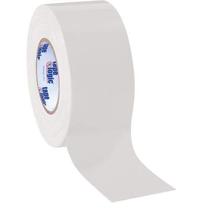 """3"""" x 60 yds. White (3 Pack) Tape Logic® 10 Mil Duct Tape"""