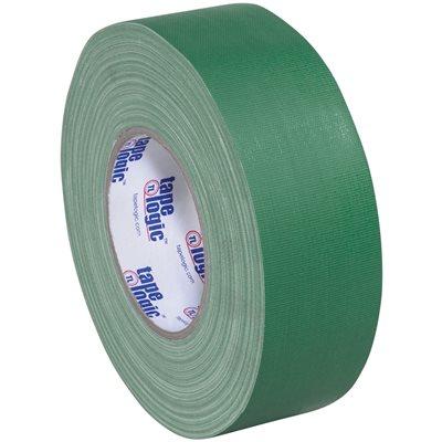 "3"" x 60 yds. Green (3 Pack) Tape Logic® 11 Mil Gaffers Tape"