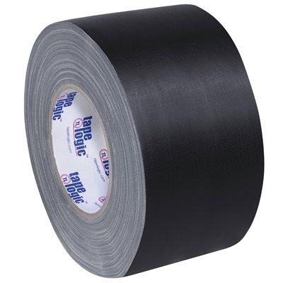 "4"" x 60 yds. Black (3 Pack) Tape Logic® 11 Mil Gaffers Tape"