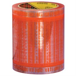 "5 x 8"" 3M 827 Pouch Tape Rolls"