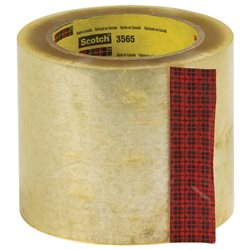 "4"" x 110 yds. 3M 3565 Label Protection Tape"