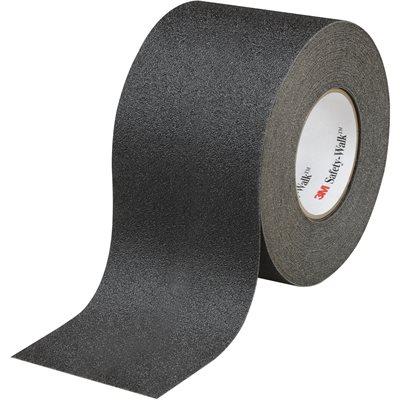 "4"" x 60' Black 3M 610 Safety-Walk™ Tape"