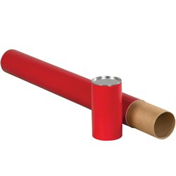 "3 x 36"" Red Premium Telescoping Tubes"