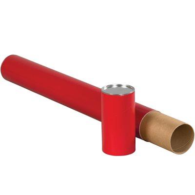 """3 x 42"""" Red Premium Telescoping Tubes"""