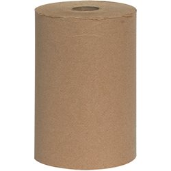 """8"""" x 400' Scott® Kraft Hard Wound Roll Towels"""