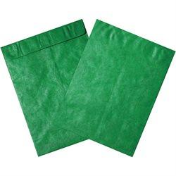 "10 x 13"" Green Tyvek® Envelopes"