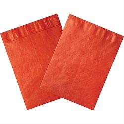 "12 x 15 1/2"" Red Tyvek® Envelopes"