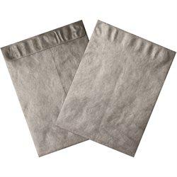 "12 x 15 1/2"" Silver Tyvek® Envelopes"
