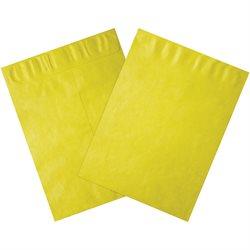 "12 x 15 1/2"" Yellow Tyvek® Envelopes"