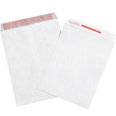 """10 x 13"""" Tamper Evident Tyvek® Envelopes"""