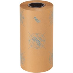 "12"" x 200 yds. VCI Paper 35 lb. Industrial Roll"
