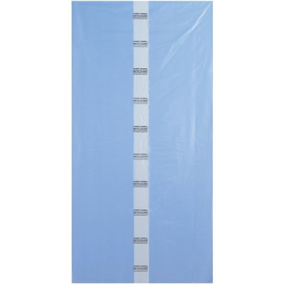 """14 x 10 x 25"""" - 4 Mil VCI Gusseted Poly Bag"""