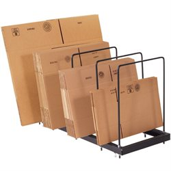 "45 x 18 x 25"" Single Tier Carton Stand"