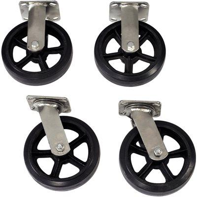 """8 x 2"""" - Wheel Set"""
