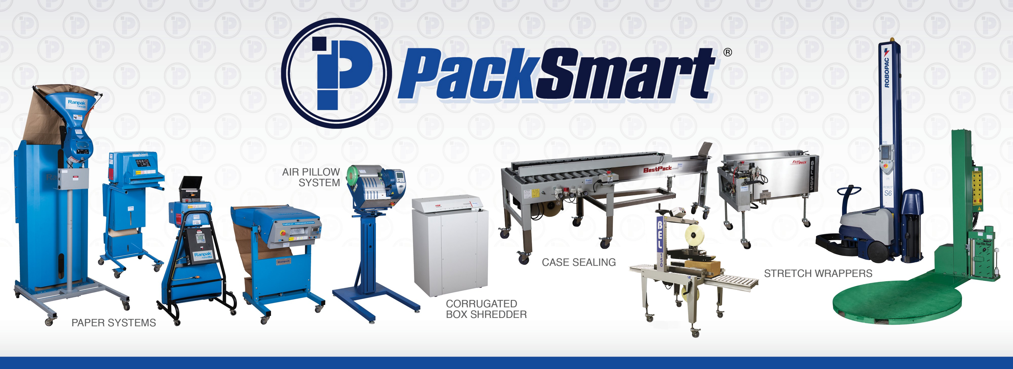 PackSmart   Packaging Solutions - Supplies and Machinery